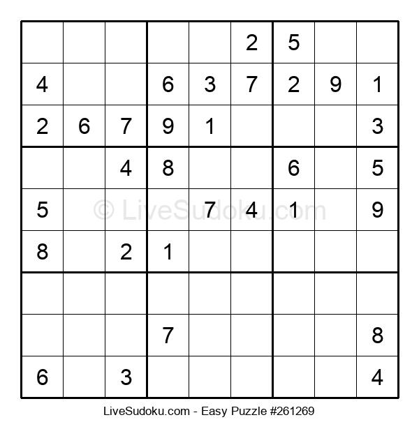 Beginners Puzzle #261269