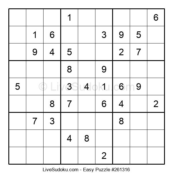 Beginners Puzzle #261316