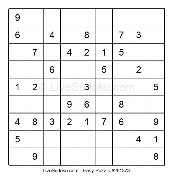 Beginners Puzzle #261373