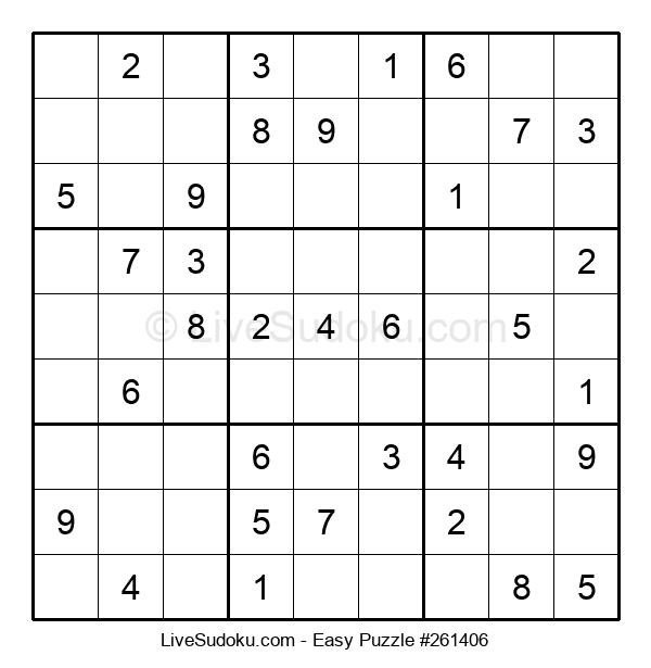Beginners Puzzle #261406
