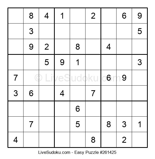 Beginners Puzzle #261425