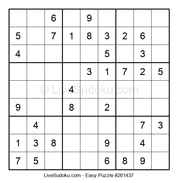 Beginners Puzzle #261437