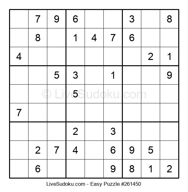 Beginners Puzzle #261450