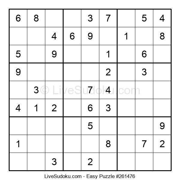 Beginners Puzzle #261476