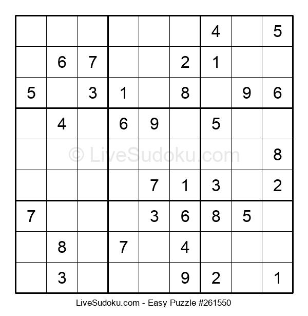 Beginners Puzzle #261550