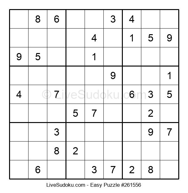 Beginners Puzzle #261556