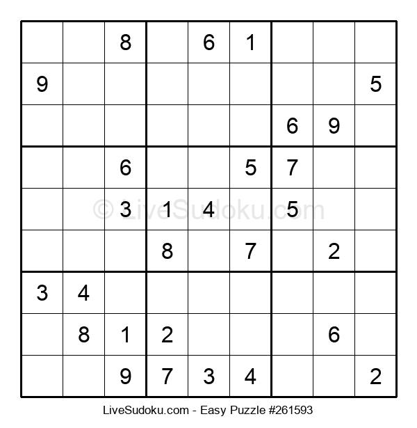 Beginners Puzzle #261593