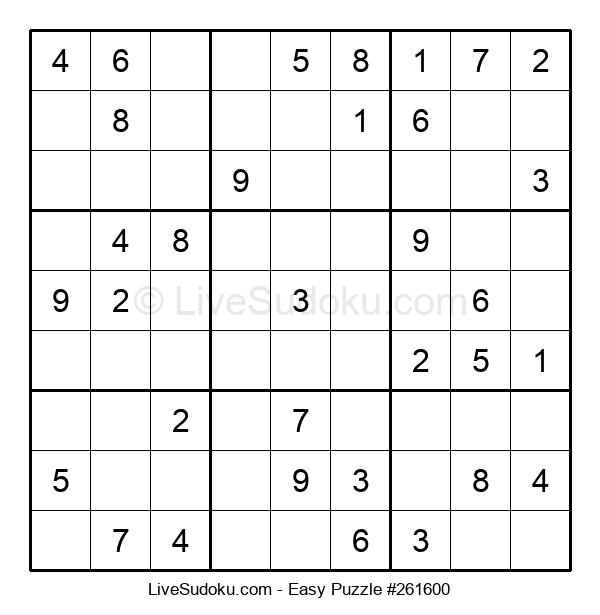 Beginners Puzzle #261600