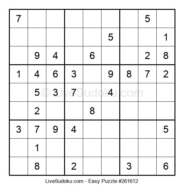 Beginners Puzzle #261612