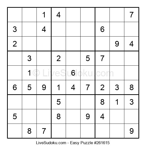 Beginners Puzzle #261615