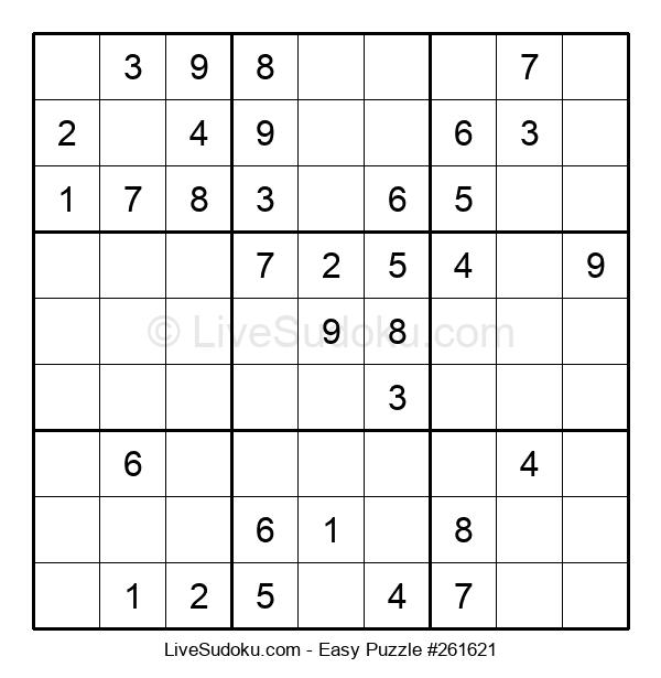 Beginners Puzzle #261621