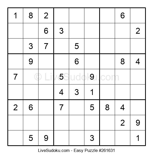 Beginners Puzzle #261631