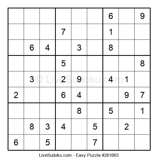 Beginners Puzzle #261663