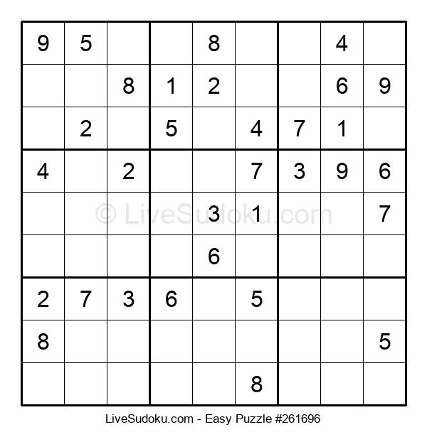 Beginners Puzzle #261696