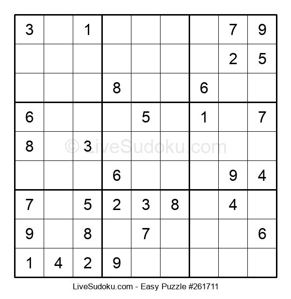 Beginners Puzzle #261711