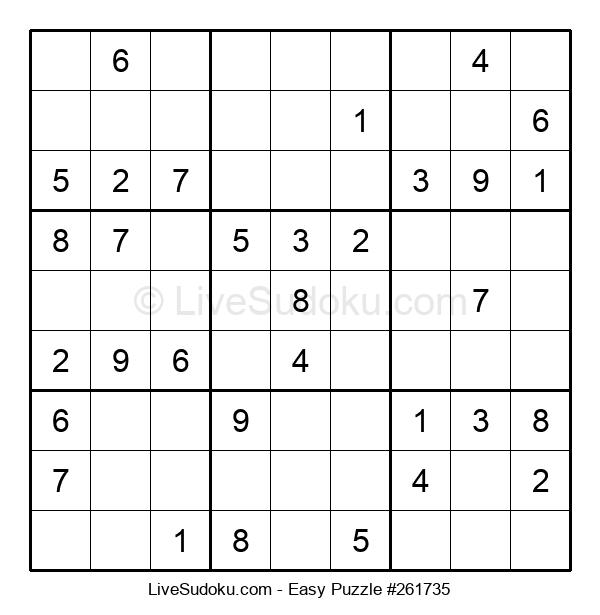 Beginners Puzzle #261735
