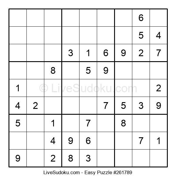 Beginners Puzzle #261789