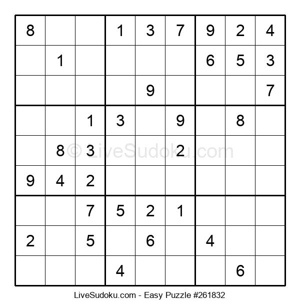 Beginners Puzzle #261832