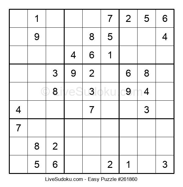 Beginners Puzzle #261860