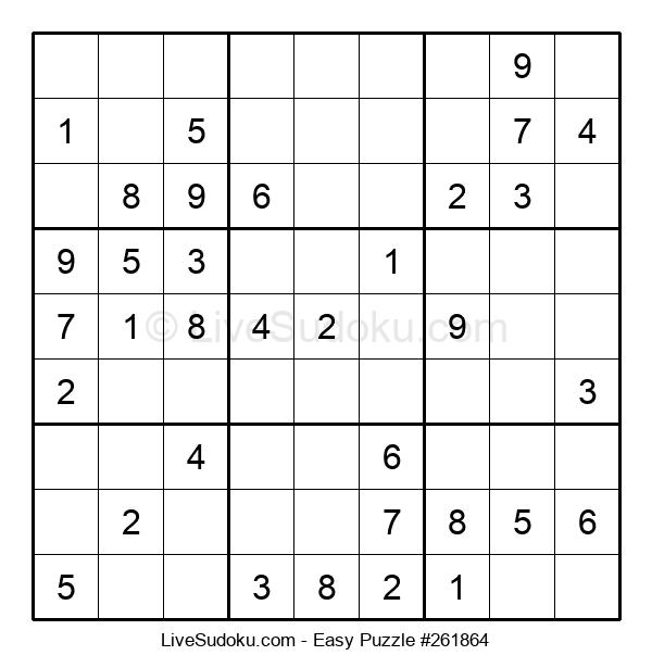 Beginners Puzzle #261864
