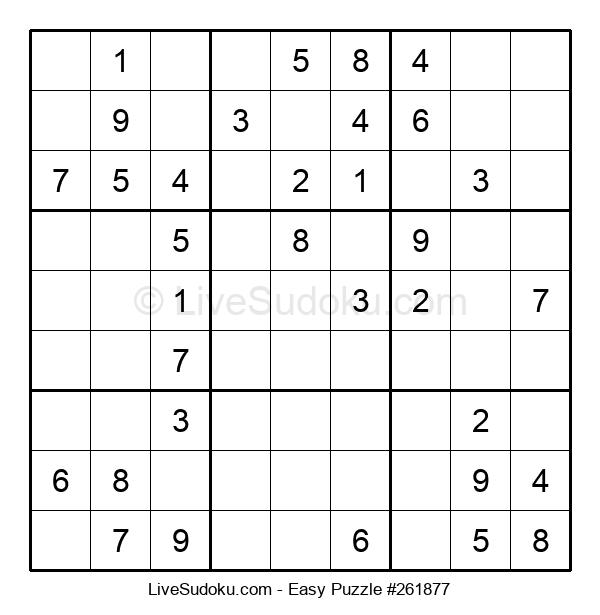 Beginners Puzzle #261877