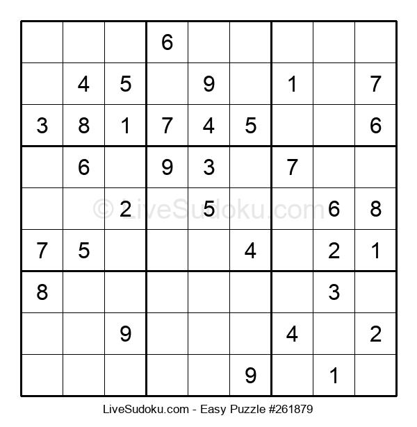 Beginners Puzzle #261879