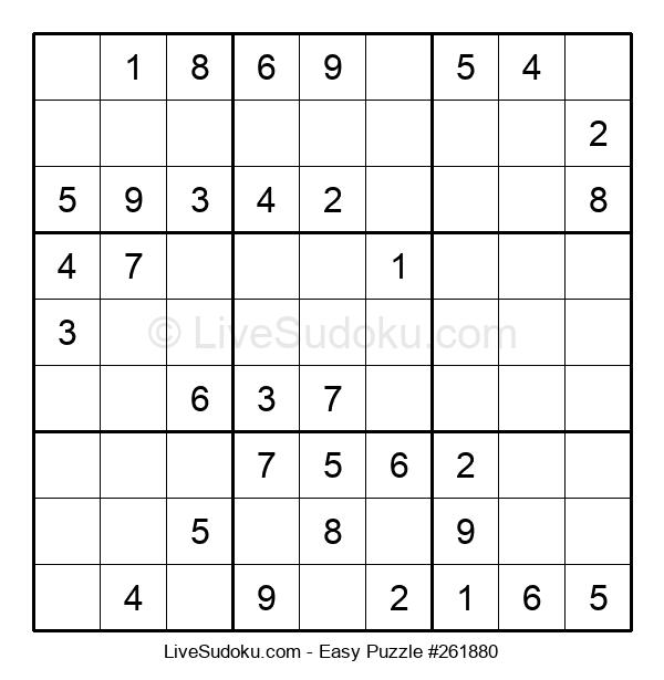 Beginners Puzzle #261880