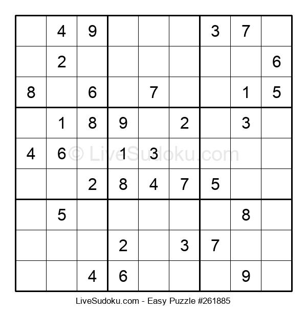 Beginners Puzzle #261885