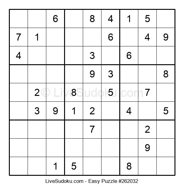 Beginners Puzzle #262032
