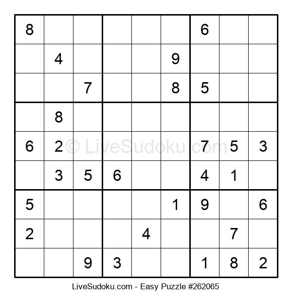 Beginners Puzzle #262065