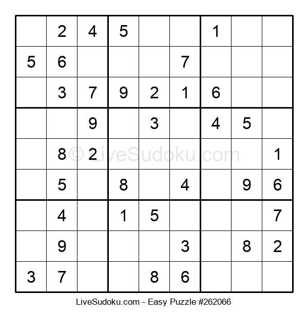 Beginners Puzzle #262066