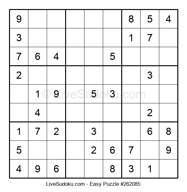 Beginners Puzzle #262085