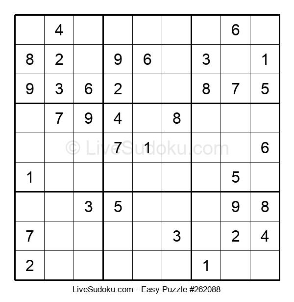 Beginners Puzzle #262088