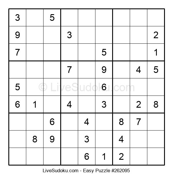 Beginners Puzzle #262095