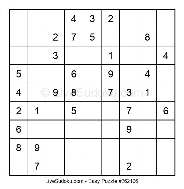 Beginners Puzzle #262106