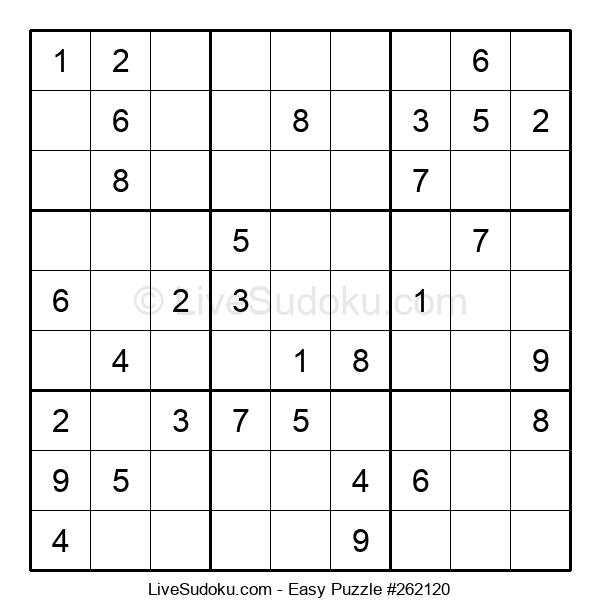 Beginners Puzzle #262120