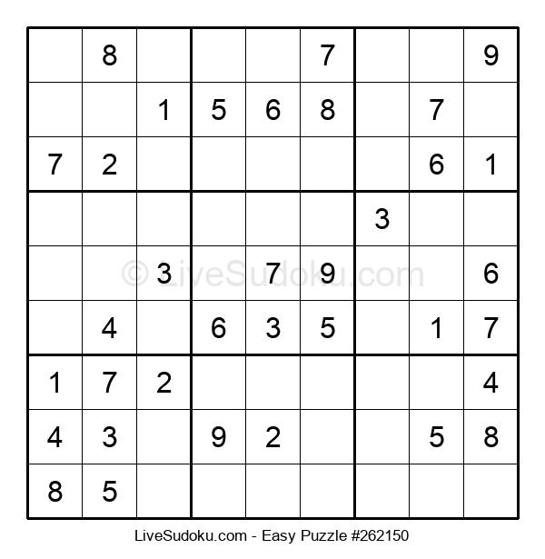 Beginners Puzzle #262150