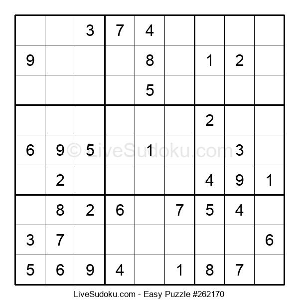 Beginners Puzzle #262170