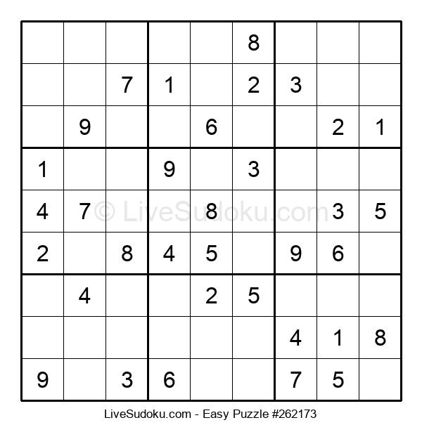 Beginners Puzzle #262173