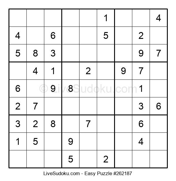 Beginners Puzzle #262187