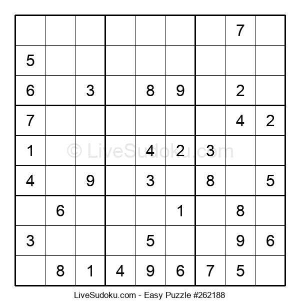 Beginners Puzzle #262188