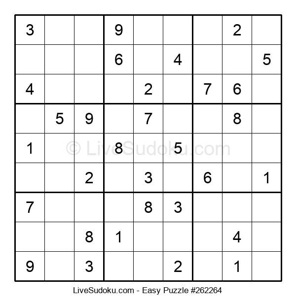 Beginners Puzzle #262264