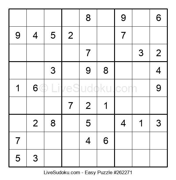 Beginners Puzzle #262271