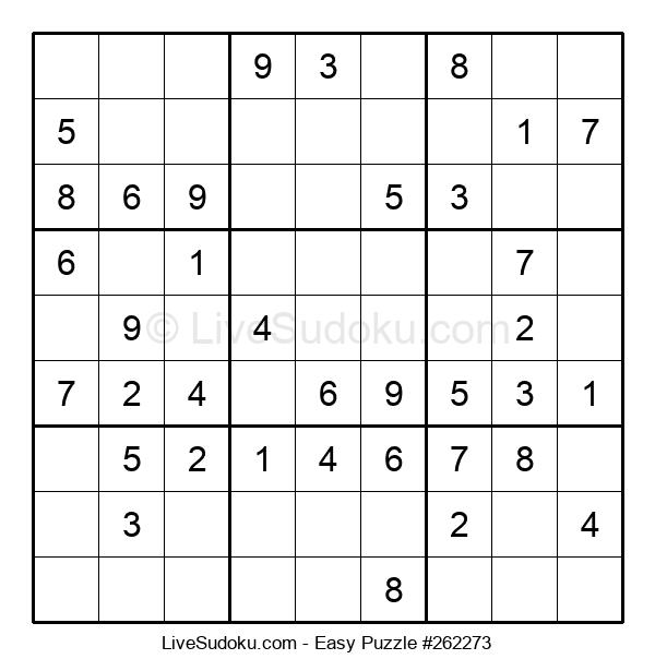 Beginners Puzzle #262273