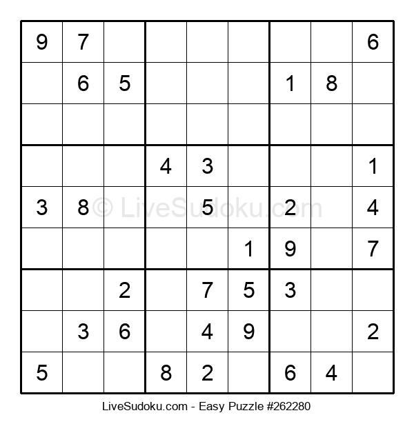 Beginners Puzzle #262280