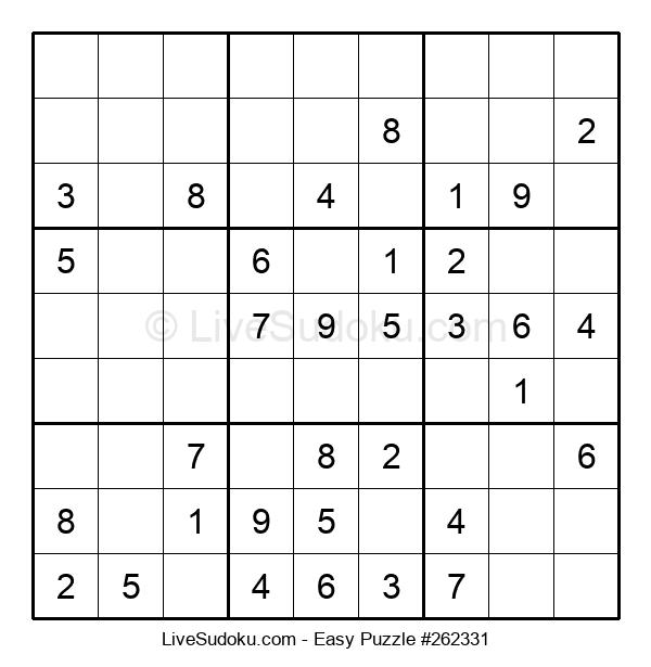 Beginners Puzzle #262331