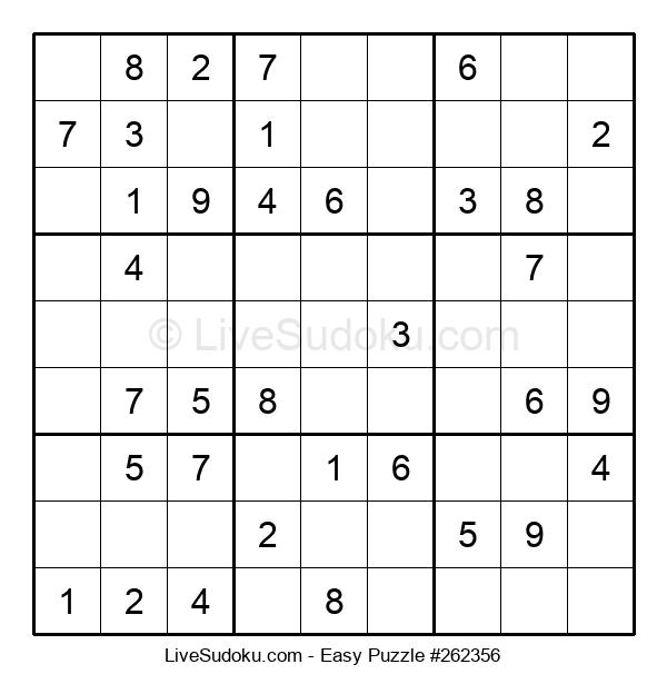 Beginners Puzzle #262356