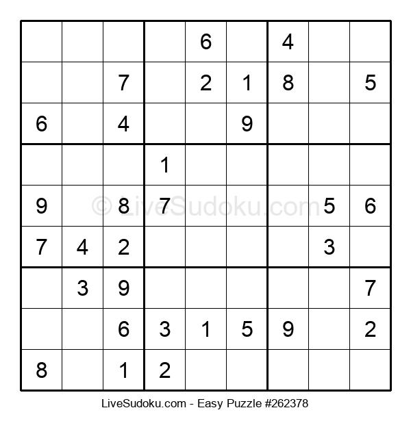 Beginners Puzzle #262378