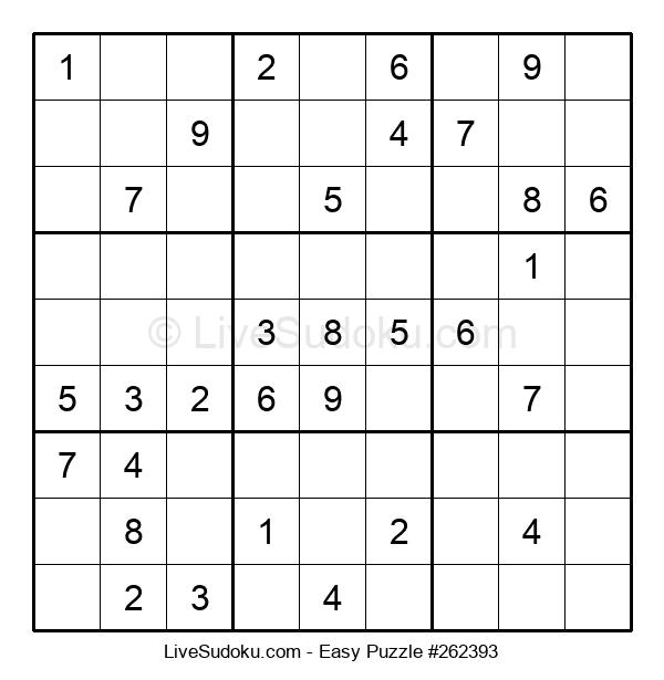 Beginners Puzzle #262393