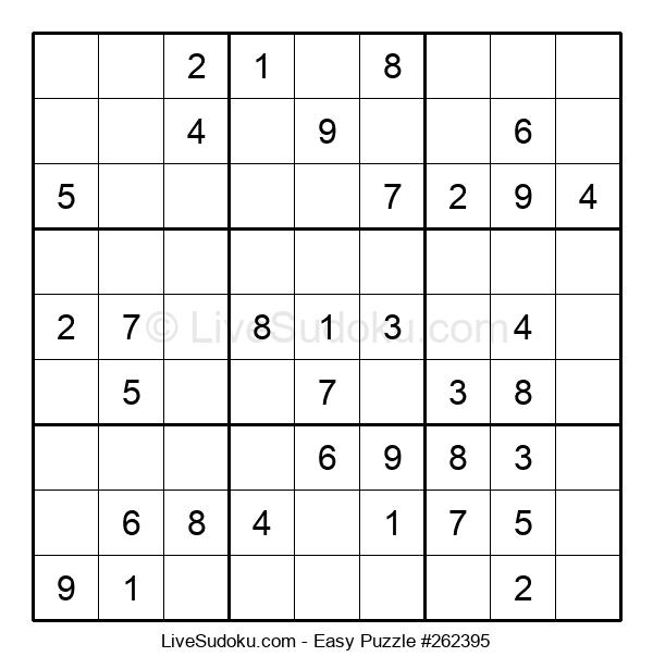 Beginners Puzzle #262395